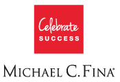 Michael C Fina reward and recognition - celebrate success